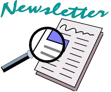 Sign up for our news letter